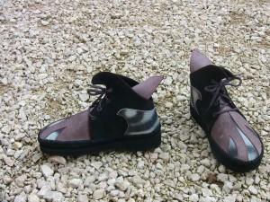 création de chaussure mocassin