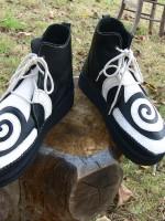 création de chaussure sur mesure